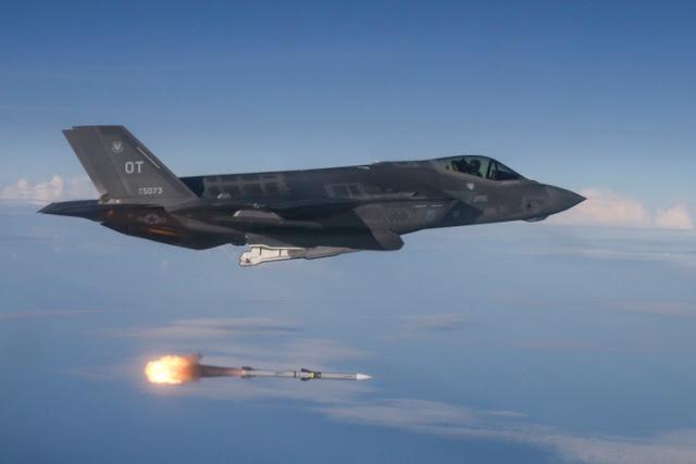 Công ty thuộc sở hữu của Trung Quốc sản xuất bảng mạch cho chiến đấu Cơ F-35 của Anh
