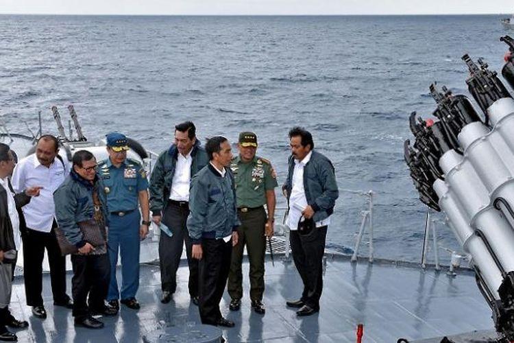 Kondisi Laut Natuna Kembali Memanas dan Makin Mengkhawatirkan