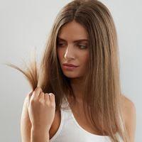 كيفية إصلاح أطراف الشعر التالفة