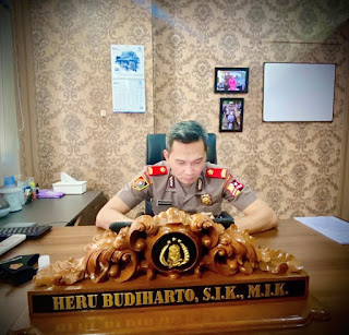 Ajak Masyarakat Tidak Mudik Ikuti Anjuran Pemerintah Ini Yang Disampaikan Serdik Heru Budiharto