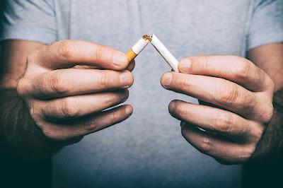 cara mudah berhenti merokok