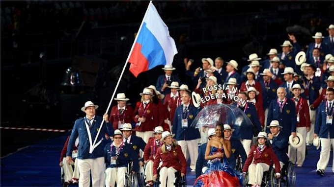 Russia banned from 2016 Paralympic Games