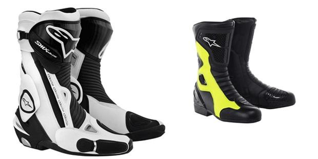 motorcycle footwear