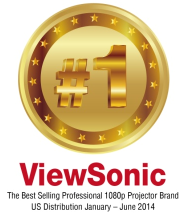 ViewSonic: The Best Selling Professional 1080p Projector Brand