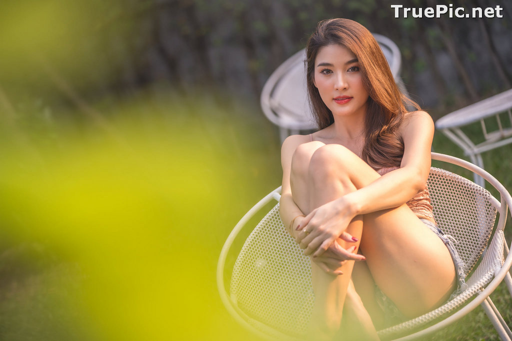 Image Thailand Model - Ness Natthakarn (น้องNess) - Beautiful Picture 2021 Collection - TruePic.net - Picture-7