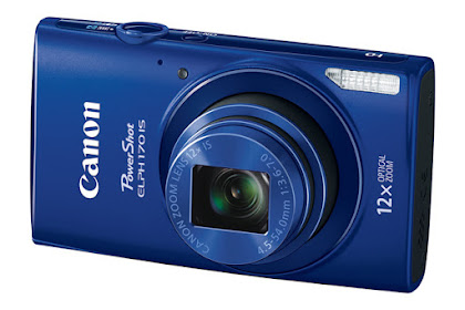Canon PowerShot ELPH 170 IS Driver Download Windows, Mac