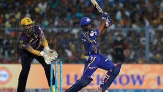 KKR vs MI 54th Match IPL 2017 Highlights