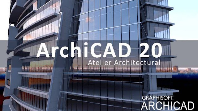 ArchiCAD 20 : Atelier Architectural
