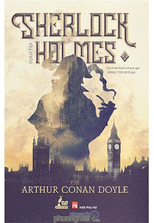 Sherlock Holmes song ngữ anh việt