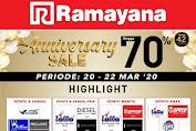 Katalog Promo Ramayana 3 - 5 April 2020