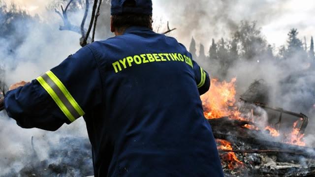 Τιτάνια μάχη στην πυρκαγιά της Ανατολικής Μάνης - Πανικόβλητος ο κόσμος εκκενώνει το Γύθειο (βίντεο)