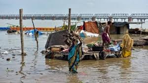 Ganges Floods in India
