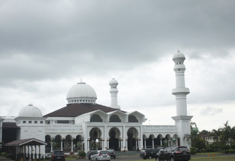 Mesjid Bersejarah di Bengkulu