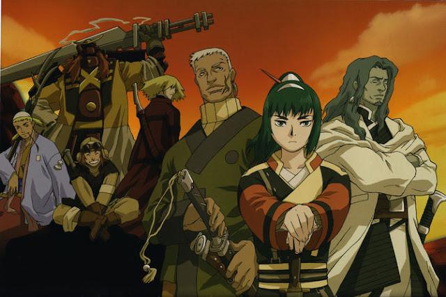 Samurai 7 manga