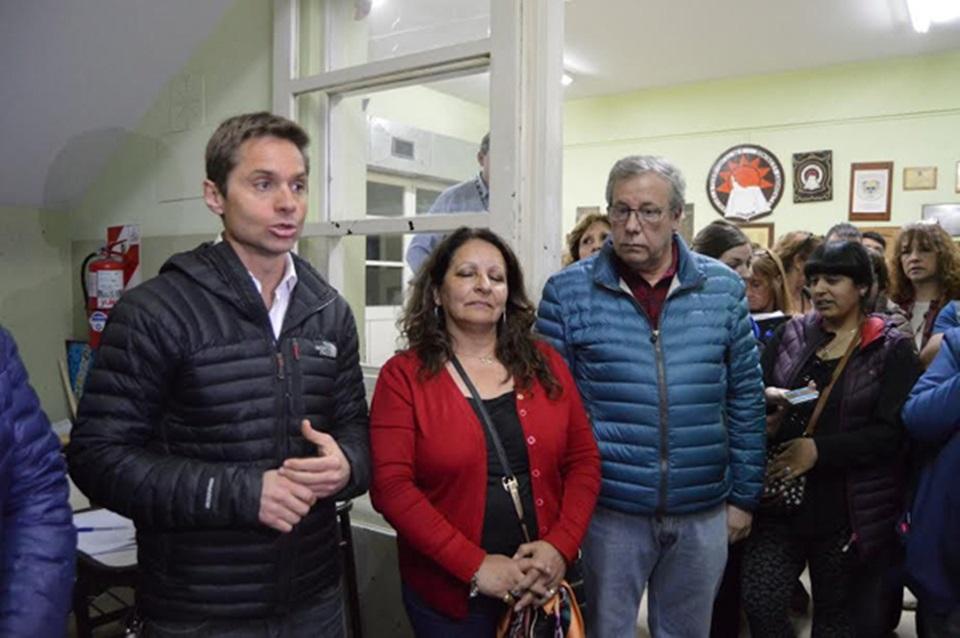 Sciurano reelecto como presidente UCR