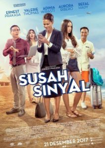 Download Nonton Film Susah Sinyal (2017) Full Movie HDrip