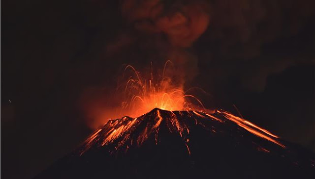 Σούπερ- έκρηξη ηφαιστείου απειλεί τον ανθρώπινο πολιτισμό