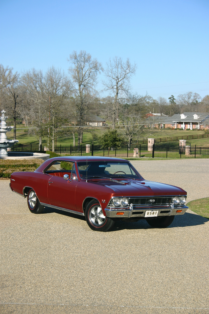 The All-GM blog: 1966 Chevelle SS396