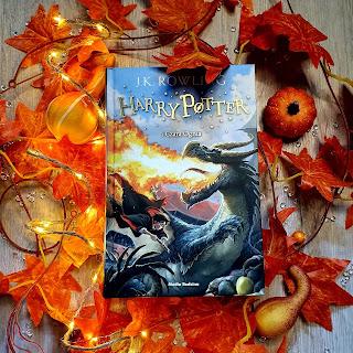 J. K. Rowling - Harry Potter i Czara Ognia