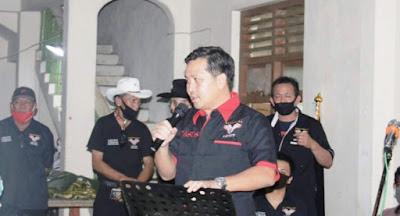 Wagub Steven Kandouw Beri Apresiasi Lembaga Adat Loyot Maesaan Minahasa