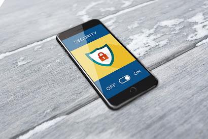 Con la seguridad cibernética activada, una sencilla aplicación para teléfonos inteligentes