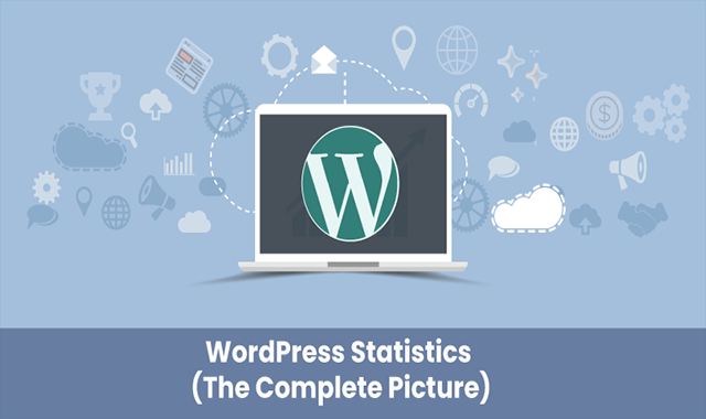 100 + WordPress Statistics (The Complete Picture) – 2020