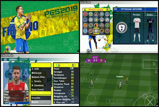 PES Jogress V3.5 PSP