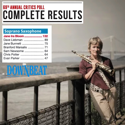 69th Annual Critics Poll - Soprano Saxophone Category (CLICK HERE TO SEE RESULTS)