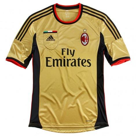 Terza maglia Adidas del AC Milan 2013-14 - Nuevo Fútbol dab03d67b754d