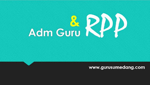 Administrasi Guru dan RPP