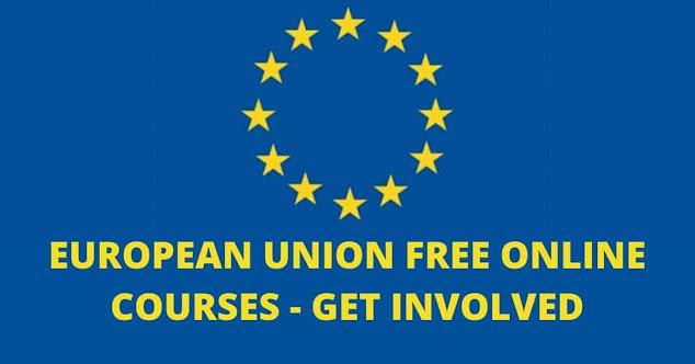دورات الاتحاد الأوروبي المجانية على الإنترنت 2020  قم بالتسجيل حالا