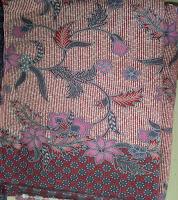 Kain Batik Prima 4954 Merah