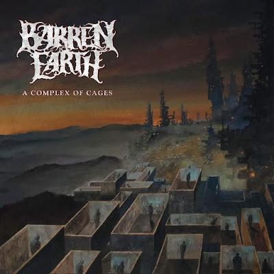 Barren Earth albüm inceleme