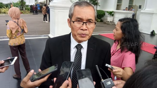 Ngaku Siap Dipecat jika Melanggar, Wakil Ketua KPK ALexander Marwata: Santai Saja