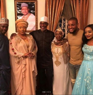 Eucharia Anunobi Returns To Movie Set With RMD After Her Son's Death (Photos)