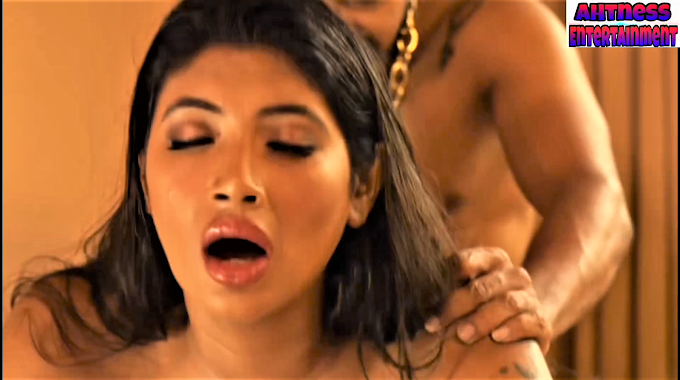 Natasha Majhi sexy scene - Nympho: The Lust Story (2020) HD 720p