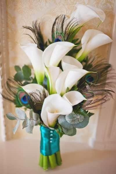 The Calla Lily Bouquet - Choosing The Perfect Bridal Bouquet