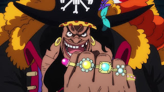 One Piece Episodio 917