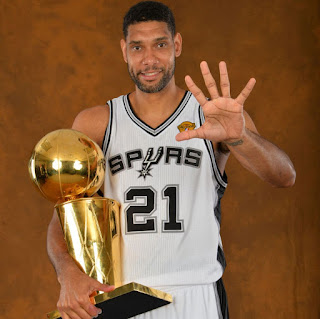 Think about this  Tim Duncan has won a championship in three separate  decades. Three! He won in 1999 8aaeef19c