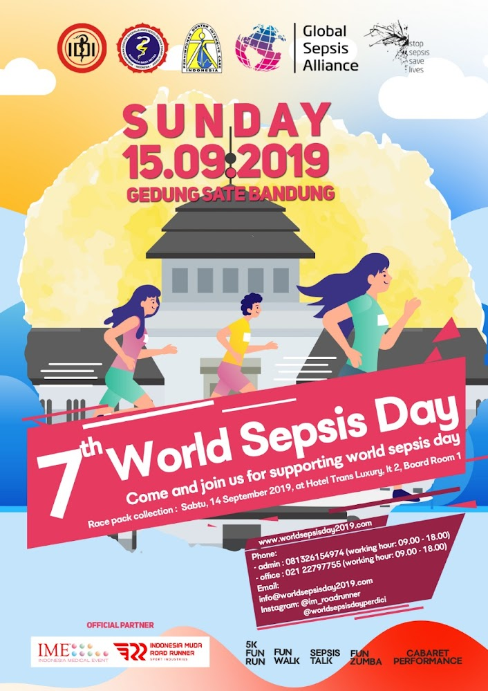 7th World Sepsis Day • 2019
