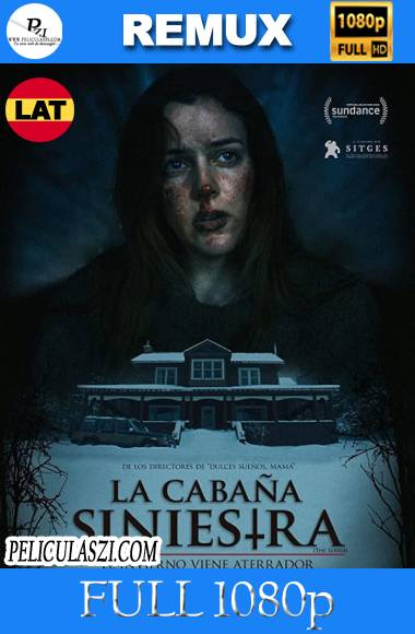 La Cabaña Siniestra (2020) Full HD REMUX & BRRip 1080p Dual-Latino