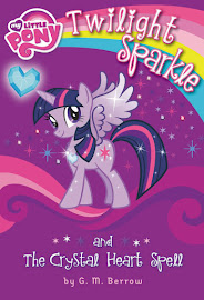 MLP Twilight Sparkle and the Crystal Heart Spell Book Media