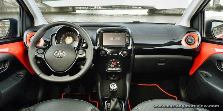 2018 Toyota Aygo Hybrid Review