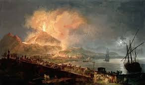 The Eruption of Vesuvius in 79