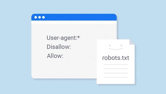 Blogger İçin 2020 Özel Robots.txt Dosyası Ekleme