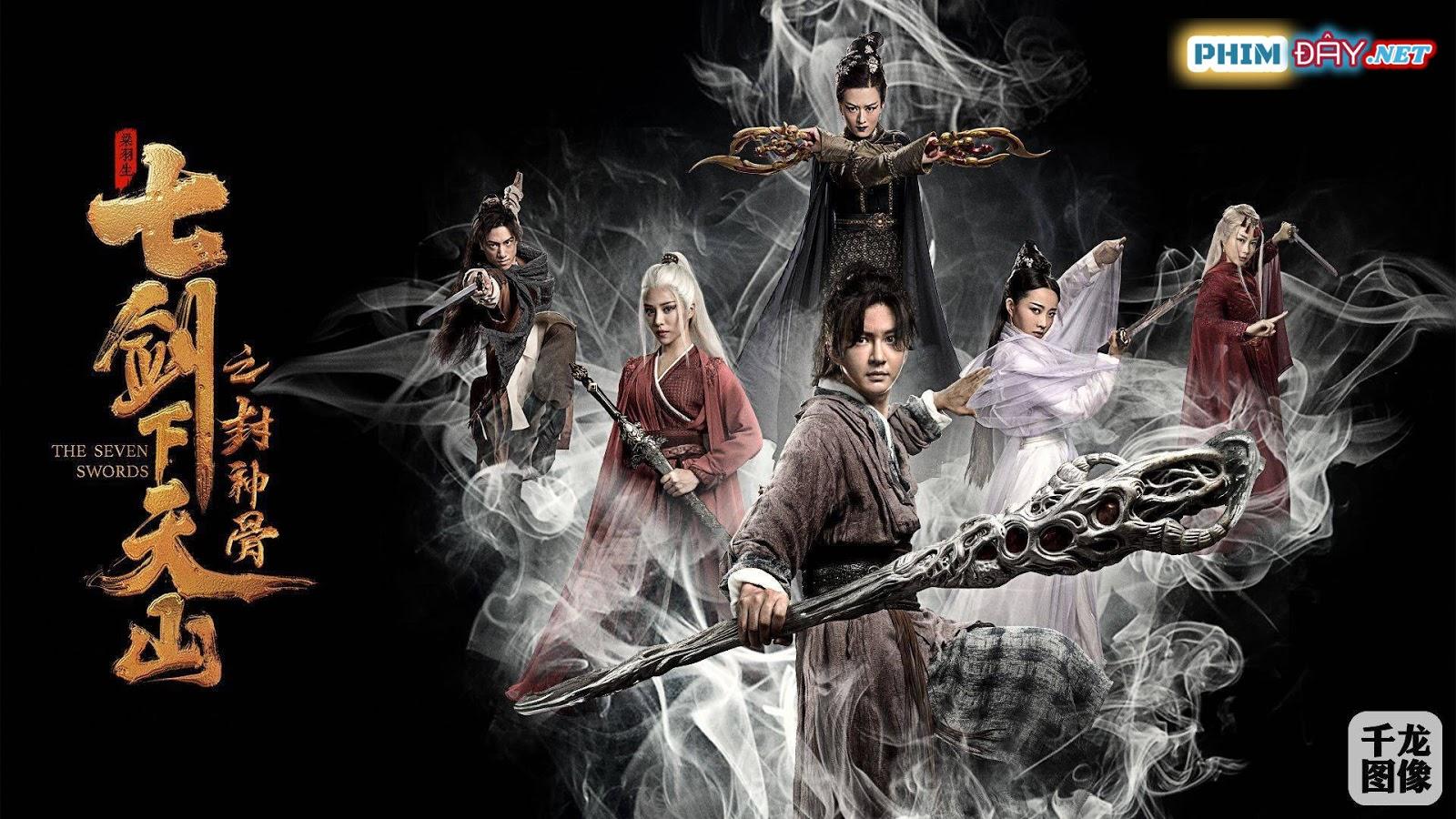 Thất Kiếm Hạ Thiên Sơn 2 - Seven Swords: Bone Of The Godmaker (2019)