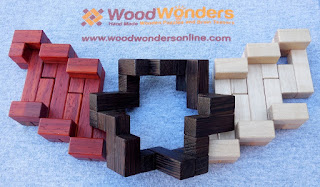 Bouquet with Wood Wonders Logo