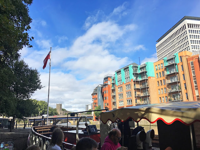 Bristol Harbour Boat Trip Plus Size Fashion and Travel Blogger