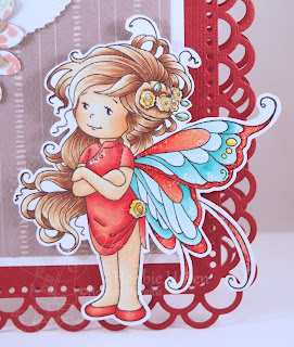 Heather's Hobbie Haven - Summer Fairy Card Kit
