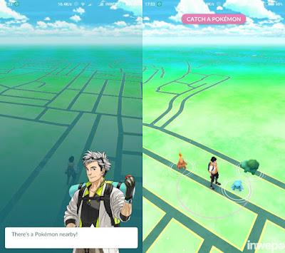 Cara Mendapatkan Pikachu Pada Game Pokemon GO